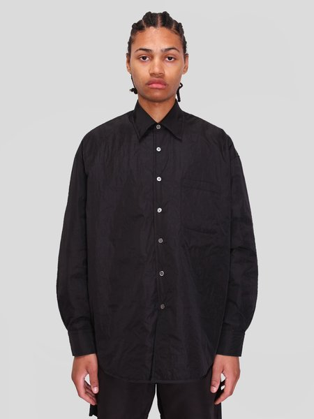 Our Legacy Tech Borrowed Jacket - Padded Black