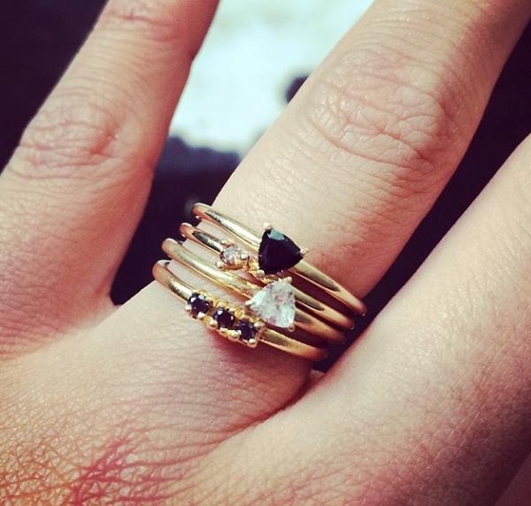 Tarin Thomas Blair Ring