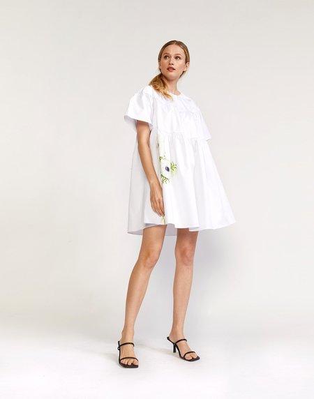 Cynthia Rowley Postcard Poppy Dress