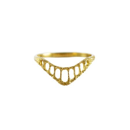 STEFANIE SHEENAN PINNACLE RING