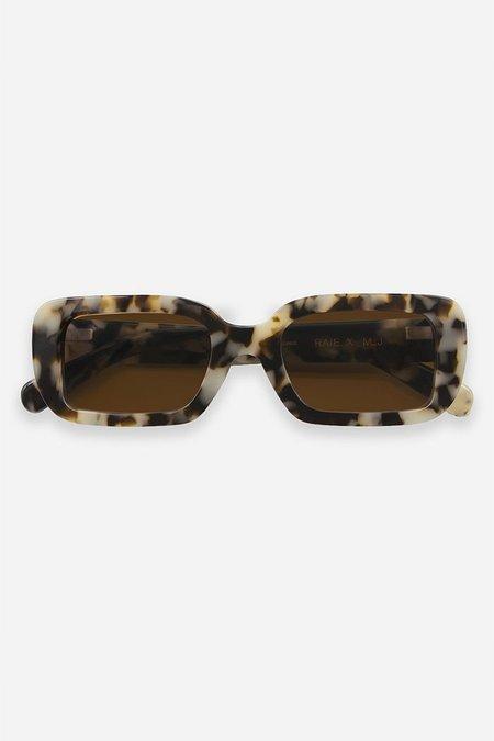 Raie Eyewear Mary Sunglasses - Moo Tort
