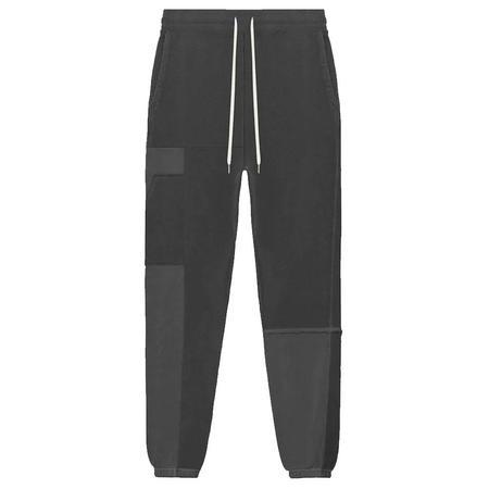 John Elliott Reconstructed LA Sweatpants - WASHED BLACK