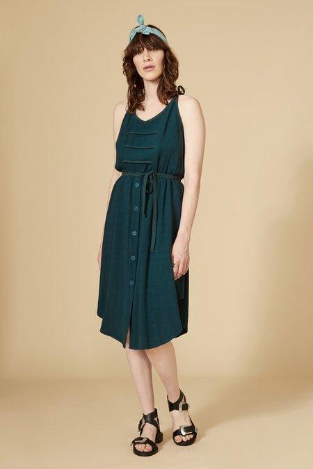 Cokluch Sahara Dress - Teal