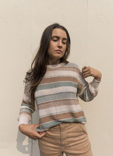 Callahan Melina Striped Sweater
