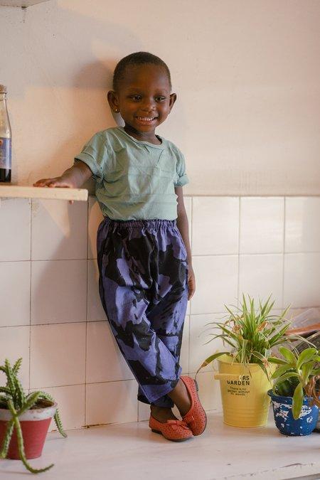 Kids Osei-Duro Tendo Pants - Rorschach
