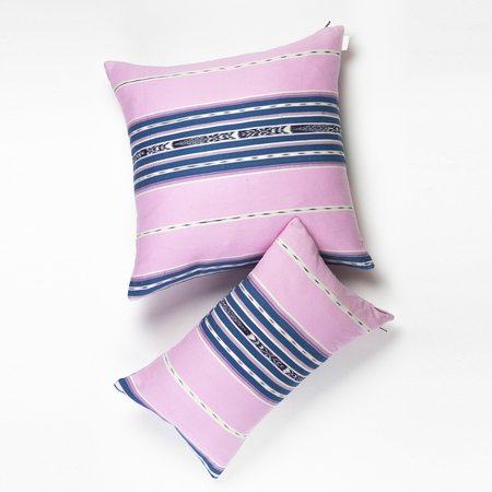 Archive New York Cantel Pillow - Pink/Blue