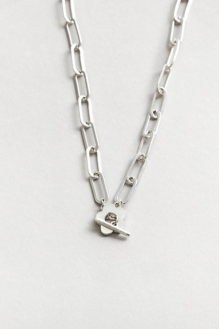 Wolf Circus Simone Chain Necklace - Silver