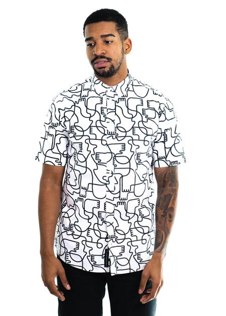 I Love Ugly SS Calugi Shirt - White
