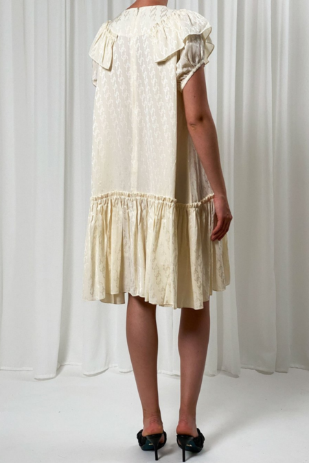 BIRGITTE HERSKIND Carlson Ltd. Dress - Vanilla Sun