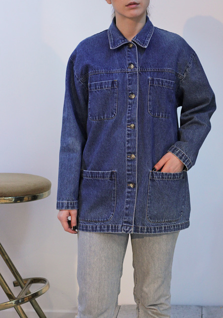 Hey Jude Vintage Denim Jacket