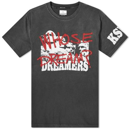 Ksubi Dreamers S/S Kash Tee - Black