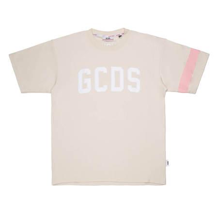 GCDS Logo T-shirt - Beige