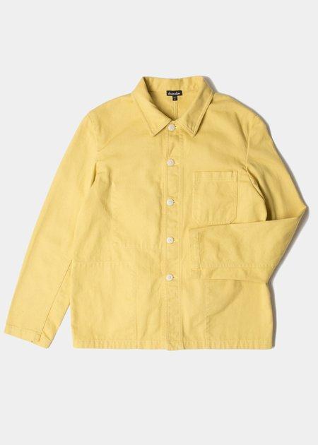 Steven Alan Henry Jacket - Vintage Yellow