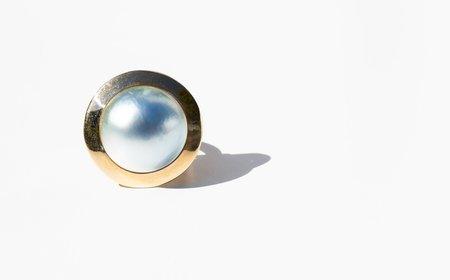 Kindred Black Guillemette Ring - Gold