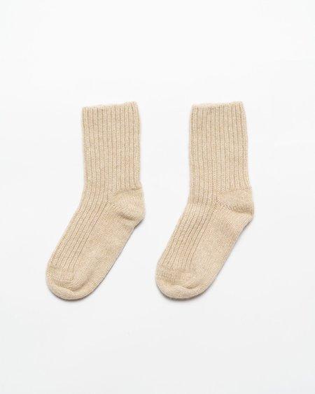 Baserange Mea Socks - Camel