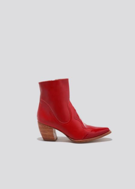 Rachel Comey Winnie Boot - Red