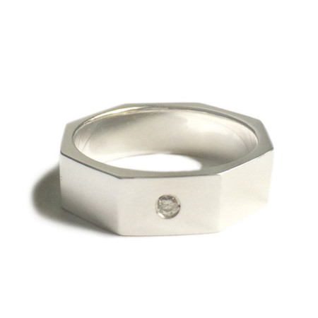 Unisex Tarin Thomas Vincent Ring