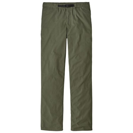 PATAGONIA Organic Cotton Gi Pants - Industrial Green
