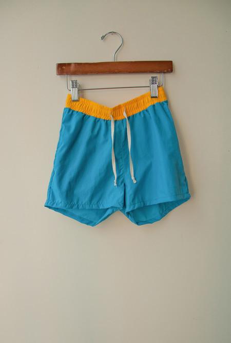 Kidscunisex Boy+Girl Parker Swim Trunk - Turquoise