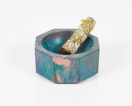Concrete Cat Octavia Bowl - Original