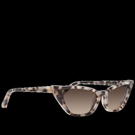 Kate Young for Tura Fawn eyewear - tortoise/caramel