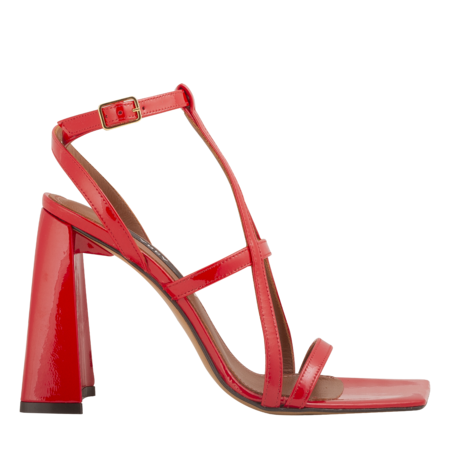 Area High Heel A Sandal - Red