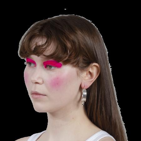 Rejina Pyo Infinity Earrings - Silver