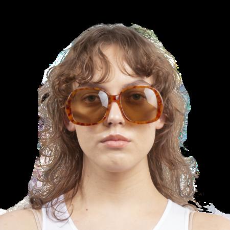 Rejina Pyo Olive Sunglasses - Leopard