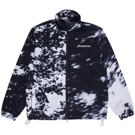 PLEASURES Hyde Track Jacket - Black