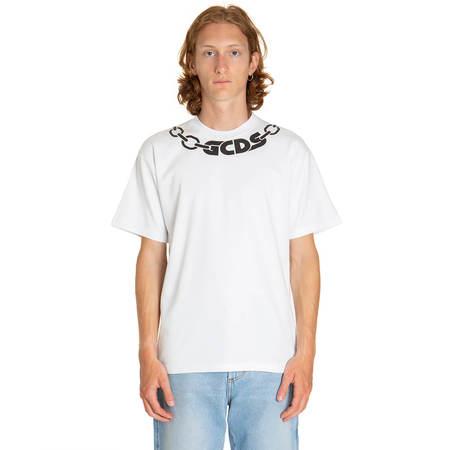 GCDS Chain Basic T-shirt