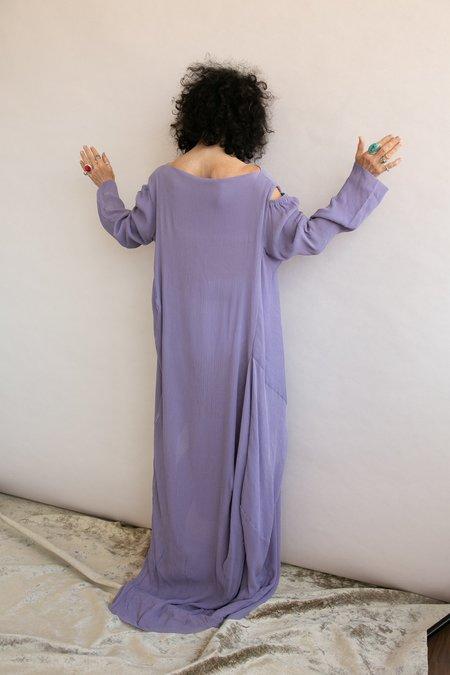 Vintage Vivienne Westwood Crepe Dress - Lavender