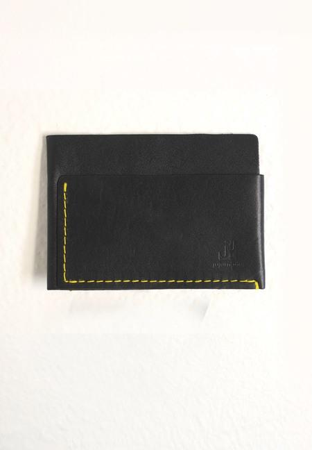 jujumade black cardholder