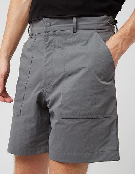 Uniform Bridge 7 Inch Fatigue Shorts - Grey