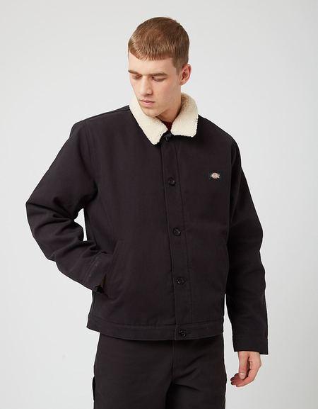 Dickies Duck Canvas Deck Jacket - Black