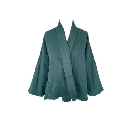 Atelier Delphine Kimono Jacket - Forest