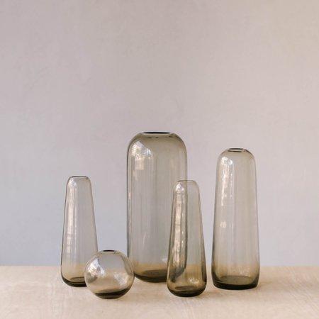 Hawkins New York Aurora  Small Pill Vase - Smoke