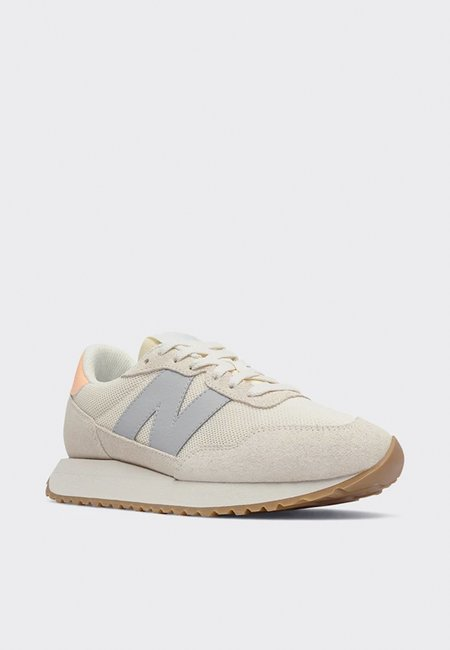 New Balance 237 Higher Learning Pack Shoes - angora/light mango