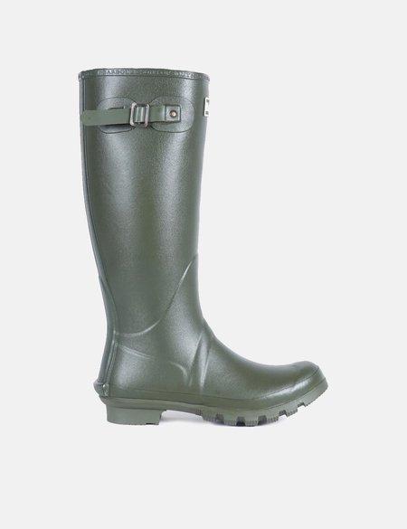 Barbour Bede Wellington Boots - Green
