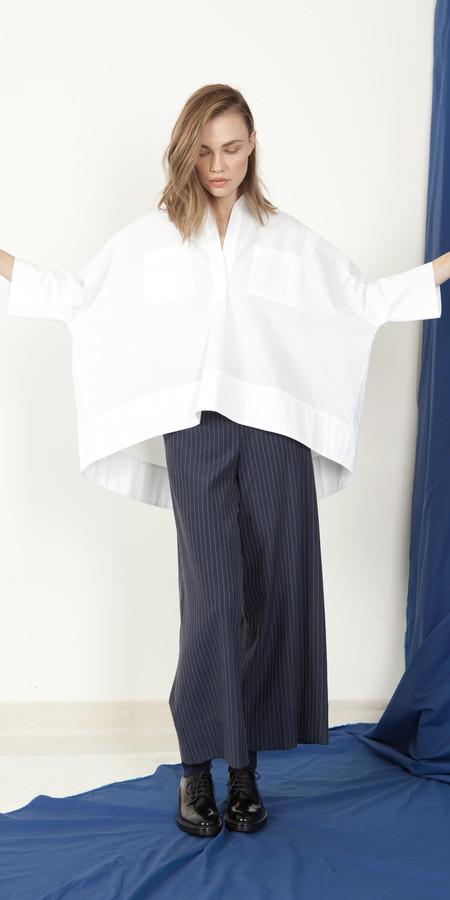 Schai Néhmo High-Low Shirt