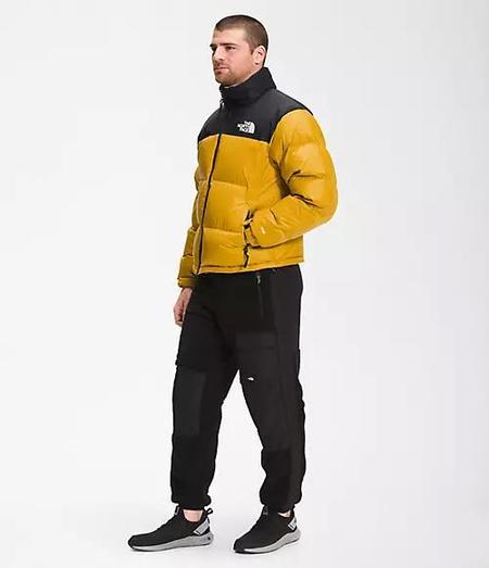 The North Face Men's 1996 Retro Nuptse Jacket - Arrowwood Yellow