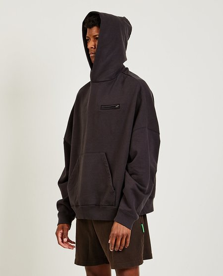 WILLY CHAVARIA New Hoodie - Black Clay