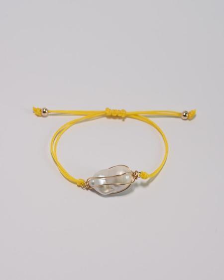 Cyntia Miglio CMD Nodo Bracelet - Sunny