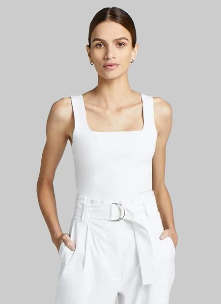 A.L.C. Victoria Top - White