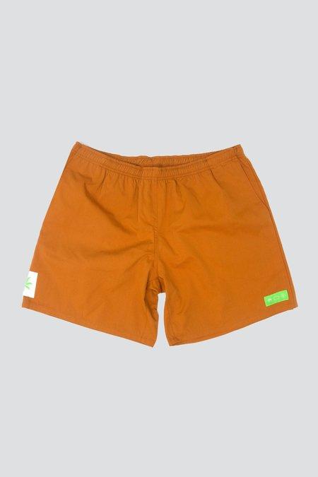 Mister Green Land Shorts - Orange