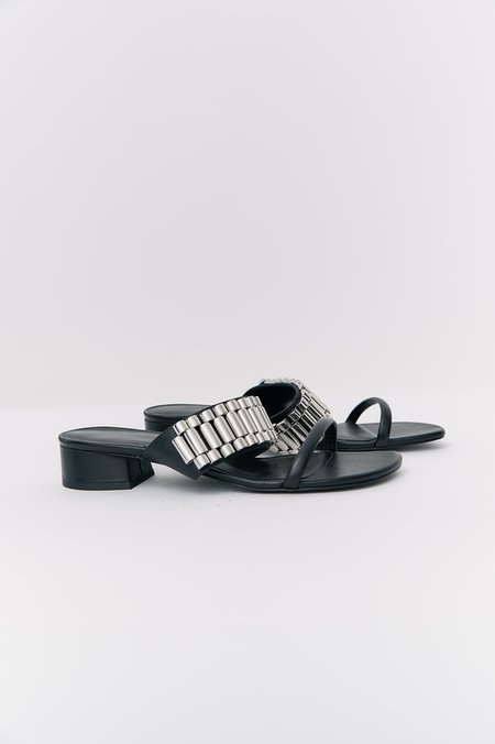 pre-loved 3.1 Philip Lim Leather SS21 Shoes - black