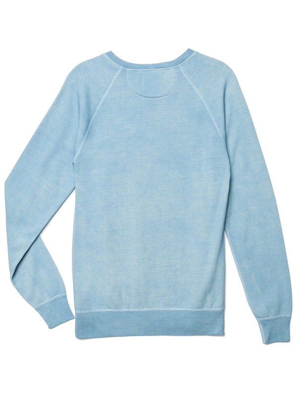 Unisex Olderbrother Bamboo Raglan Fleece