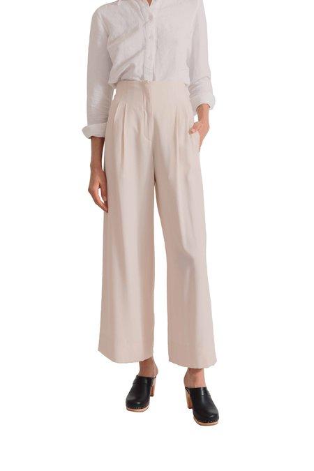 Tela Hawaii pants - Ivory