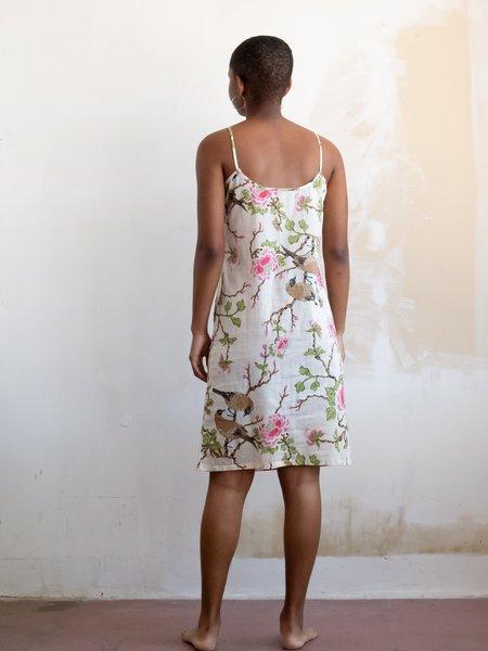 Erica Tanov lovebird sejal slip - natural