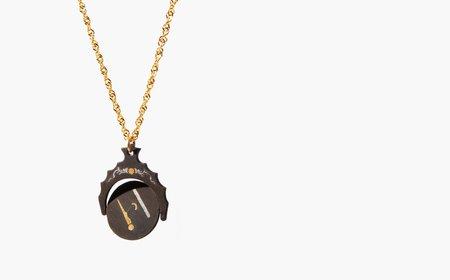Kindred Black Deschillie Necklace - gold plated