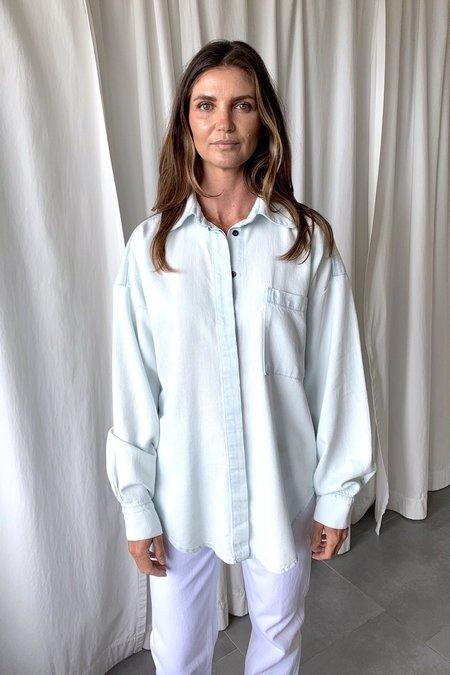 Proenza Schouler White Label Chambray Shirt